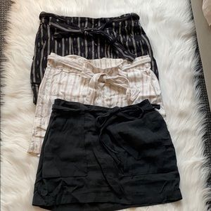 3 Skirt Bundle!